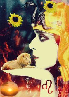 Leo Theda Bara by Mystical Mayhem