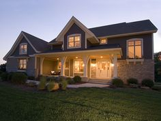 <3 / Verona Grove Craftsman Home Plan 592-013D-0188 | House Plans and More