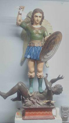 Archangel Michael, Angeles, San Miguel, Baroque, Angels