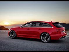 ❦ 2013 Audi RS 6 Avant