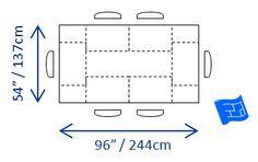 Dining Room Dimensions Minimum