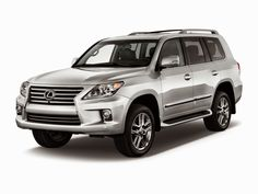"""AutoGists Blog: Auto Review: 2015 Lexus LX 570 """"The Japanese Rang Rover"""