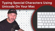 Typing Special Characters Using Unicode On Your Mac Special Characters, Macbook Pro, Apple, Apple Fruit, Apples