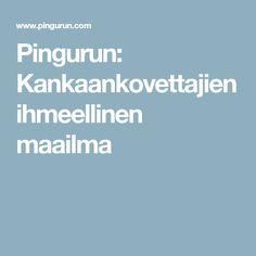 Pingurun: Kankaankovettajien ihmeellinen maailma