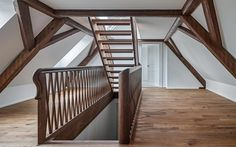 Stairs, Home Decor, Attic Rooms, Architecture, House, Stairway, Decoration Home, Staircases, Room Decor