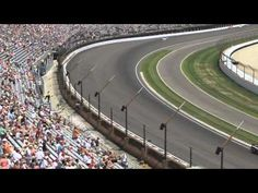 VIDEO (July 25, 2012): Kasey Kahne, driver of the No. 5 Farmers Insurance Chevrolet, spent three years racing Sprint cars in Indianapolis, and he is eager to claim his first NASCAR Sprint Cup win at the historic Indianapolis Motor Speedway.