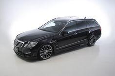 Mercedes-Benz E-Class Estate Black Bison от Wald International