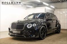 Hollmann international: Bentley Bentayga V8 Diesel MANSORY (17G0768) - Details