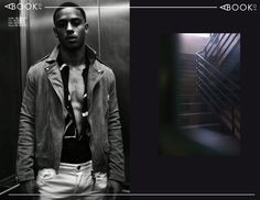 KEITH POWERS — A Book Of