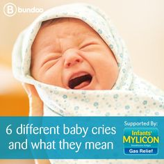 What does a #gassybaby cry sound like? Find out.