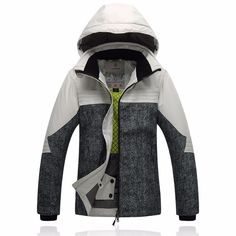 New Women Ski Jacket Winter Warm Clothing Windproof Waterproof Outdoor  Sport Wear Skiing Snowboard Clothing Thicken 500bdbc45