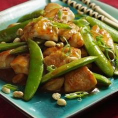 Sichuan-Style Chicken with Peanuts  - EatingWell.com