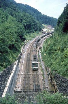 Swiss Railways, Bahn, Railroad Tracks, Pictures, Photo Illustration, Photos, Drawings, Train Tracks