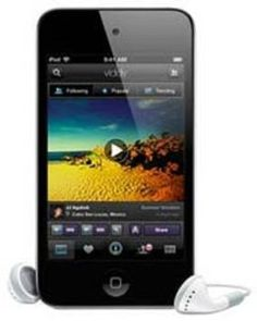 Apple iPod touch 16GB Black (4th Generation) CURRENT MODEL  Order at http://www.amazon.com/dp/B0097BEF0O/?tag=httpwwwitnetp-20