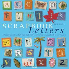 bol.com   Scrapbook Letters   Boeken