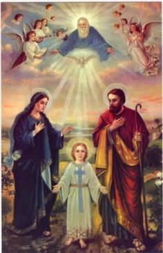 A Catholic Life: Feast of the Holy Family