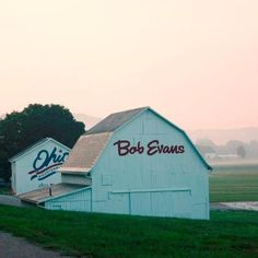 Bob Evans Barn...not far from our home and they have the nicest Fall Fest every year! It's where it all started :)
