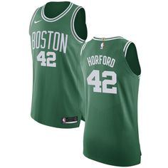 f1f87758d Nike Celtics  42 Al Horford Green NBA Authentic Icon Edition Jersey Al  Horford