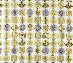 Screen Printing Designs Textiles Lucienne Day 69 Ideas For 2019 Motifs Textiles, Textile Patterns, Textile Prints, Textile Design, Fabric Design, Print Design, Paper Patterns, Graphic Design, Lucienne Day