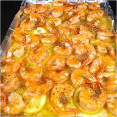Best Oven Shrimp