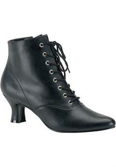 Wide Width Women's Funtasma Victorian 35 | Wide Calf Boots from OneStopPlus