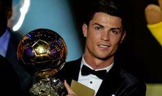 Balón de Oro 2013: Cristiano Ronaldo le ganó a Messi y es el mejor jugador del mundo
