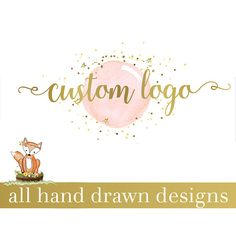 custom illustrations custom branding custom logos by autumnscreek Custom Logo Design, Custom Logos, Logo Branding, Bakery Business Cards, Person Drawing, Bakery Logo, Floral Logo, Photography Logos, Shop Logo