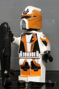 Clone Army Customs | Scuba Commander Monnk