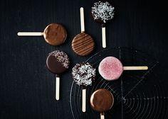 Konfekt slikkepinde - Lav lækre konfekt slikkepinde - Se her