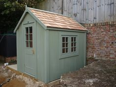 Posh Sheds are different. We design and build wooden sheds only of the highest quality. Above all, your new Posh Shed is designe Posh Sheds, Garden Storage Shed, Small Sheds, Wooden Sheds, Potting Sheds, Shed Homes, Shed Design, Garden Inspiration, Garden Ideas