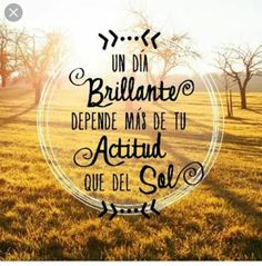 Frases y Citas ✿ Quote / Inspiration in Spanish / motivation for learning… Good Day Quotes, Quote Of The Day, Positive Messages, Positive Quotes, Motivational Phrases, Inspirational Quotes, Favorite Quotes, Best Quotes, Quotes En Espanol
