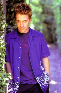 Seth Green aka The Great and Powerful Oz. At least in the Buffy-verse it's true.