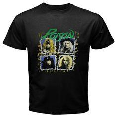 poison band tshirt  Size S M L XL 2XL  3XL 4XL and 5XL | butikonline83 - Clothing on ArtFire $18