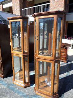 Curio Cabinet by newleafgalleries