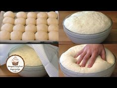 I offer you a recipe for yeast dough for whole .- Предлагаю вам рецепт дрожжевого теста на вс… I offer you a recipe for yeast dough for all occasions. This is a budget dough, as it is prepared without eggs and milk. Recipes With Yeast, Kosher Recipes, Bread Recipes, Baking Recipes, Vegan Recipes, Puff Pastry Recipes, Russian Recipes, Galette, Croissants