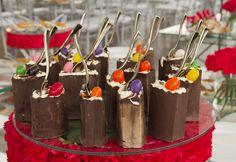 Mini gorgeous desserts!