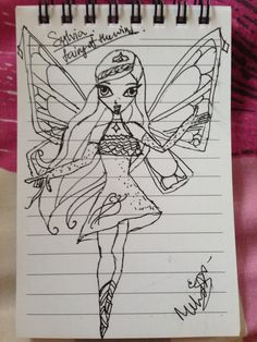 29 Best Winx Club Sketches By Me Images On Pinterest