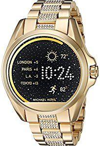 Michael Kors Access Touch Screen Gold Bradshaw Smartwatch MKT5002. http://amzn.to/2jLjyHb