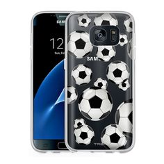 Samsung Galaxy S7 Soccer Balls Case