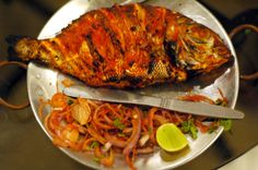 • View topic - Indian Tandoori Fish