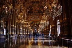Paris Opera, photo credit Bruce Wiggins