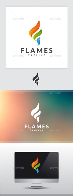 Flames Letter F - Logo Design Template Vector #logotype Download it here: http://graphicriver.net/item/flames-letter-f-logo/11103567?s_rank=1380?ref=nexion