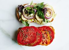 We're about to convince you that veggie sandwiches are the best sandwiches. For real.