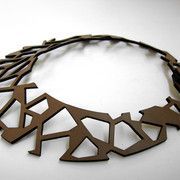 Grazia Patruno - Leather necklace
