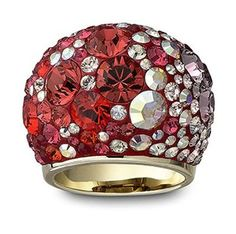 Swarovski Chic Ring, a personal fave I received for my 40th Birthday