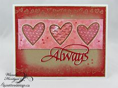 Love and Hearts Always