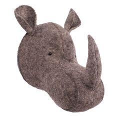 Kidsdepot Zoo Dierenkop - Neushoorn