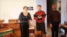 Winfield Dialogue Ensemble House Concert 11/2014