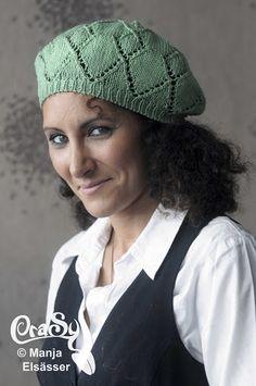 CraSy, Kopf und Kragen - Sylvie Rasch - Modell Silky Summerday Winter Hats, Crochet Hats, Beanie, Fashion, Accessories, Man Scarf, Headboard Cover, Men And Women, Scarves