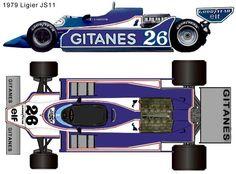 1979 Ligier JS11